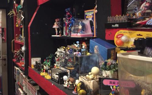 80-90年代のレトロな空間